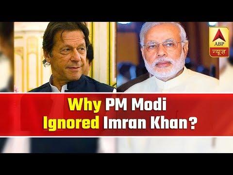Why PM Modi Ignored Imran Khan At SCO Summit   ABP Uncut