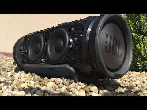 Bass Test Boxa Portabila Jbl