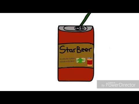 StarBeer commercial it's Starbucks it's beer it's StarBeer