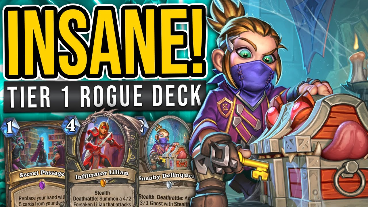 THE #1 SMORC DECK! - 69% WINRATE - Hearthstone thumbnail