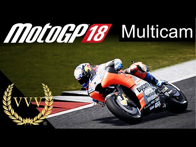 MotoGP 18 - Mugello, Dovi Ducati - Multicam, PC Version