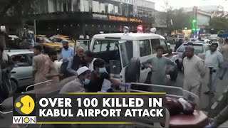 90 Afghans civilians, 13 US troops killed in suicide bomb attack