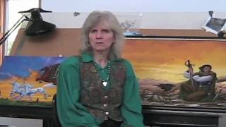 Janny Wurts Interview (Part 2 of 10) - Knowing where home is