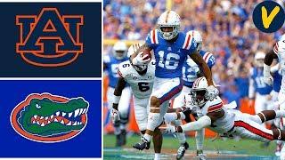 #7 Auburn vs #10 Florida | Week 6 | College Football Highlights | 2019