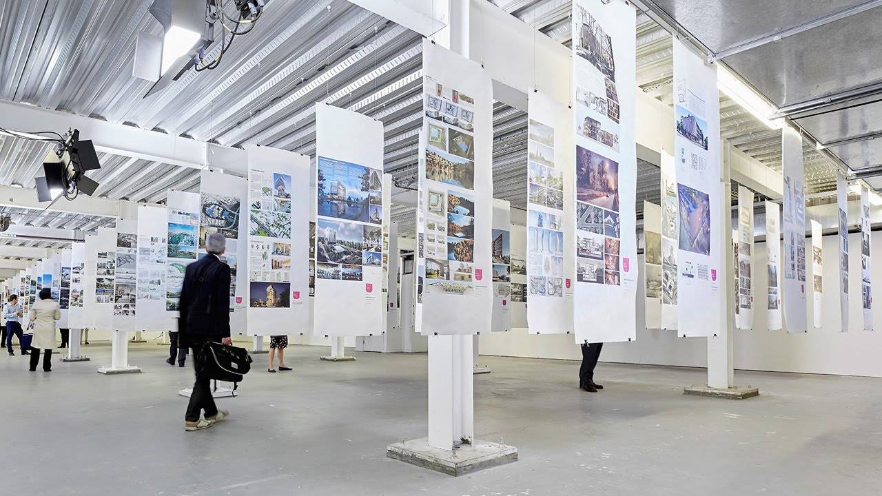 Elegant World Architecture Festival 2015 Finalists Presented At Exhibition Designed  By Populous   YouTube
