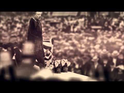 Theodore Roosevelt shot