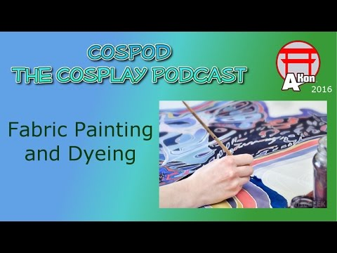 Fabric Painting and Dyeing