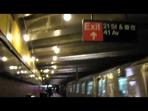 the-nycha-queensbridge-projects-stop-on-the-f-train-in-nyc