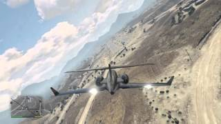 Blowing up a plane with 25 sticky bombs (GTA 5 GAMEPLAY)