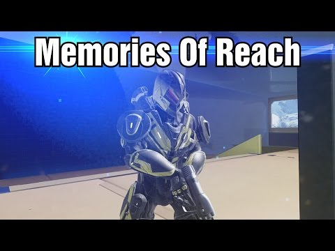 Memories Of Reach (Halo 5: Guardians Machinima)