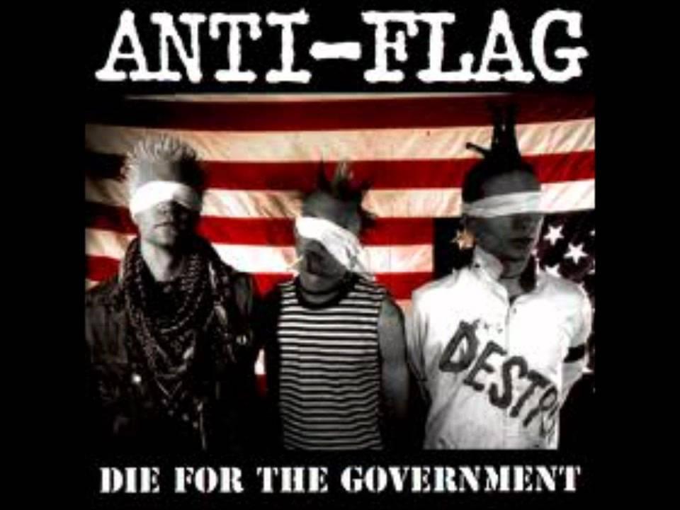 Anti Flag Davey Destroyed The Punk Scene Youtube