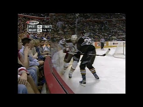2001 Eastern Conference Semi Final Pittsburgh Penguins vs Buffalo Sabres Game 7