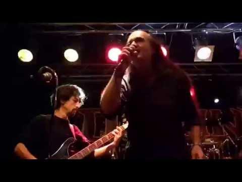 Domine - Thunderstorm(Anthem intro) - live Midian(CR) 10/12/16