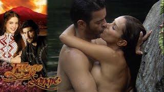¡Franco y Rosario se escapan! | Fuego en la Sangre - Televisa