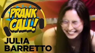 Prank Call: Joshua Garcia, na-prank call ni Julia Barretto!
