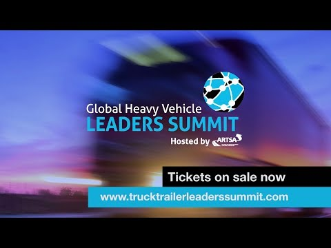 Global Heavy Vehicle Leaders Summit - May 8th 2018 . - Melbourne Convention Centre