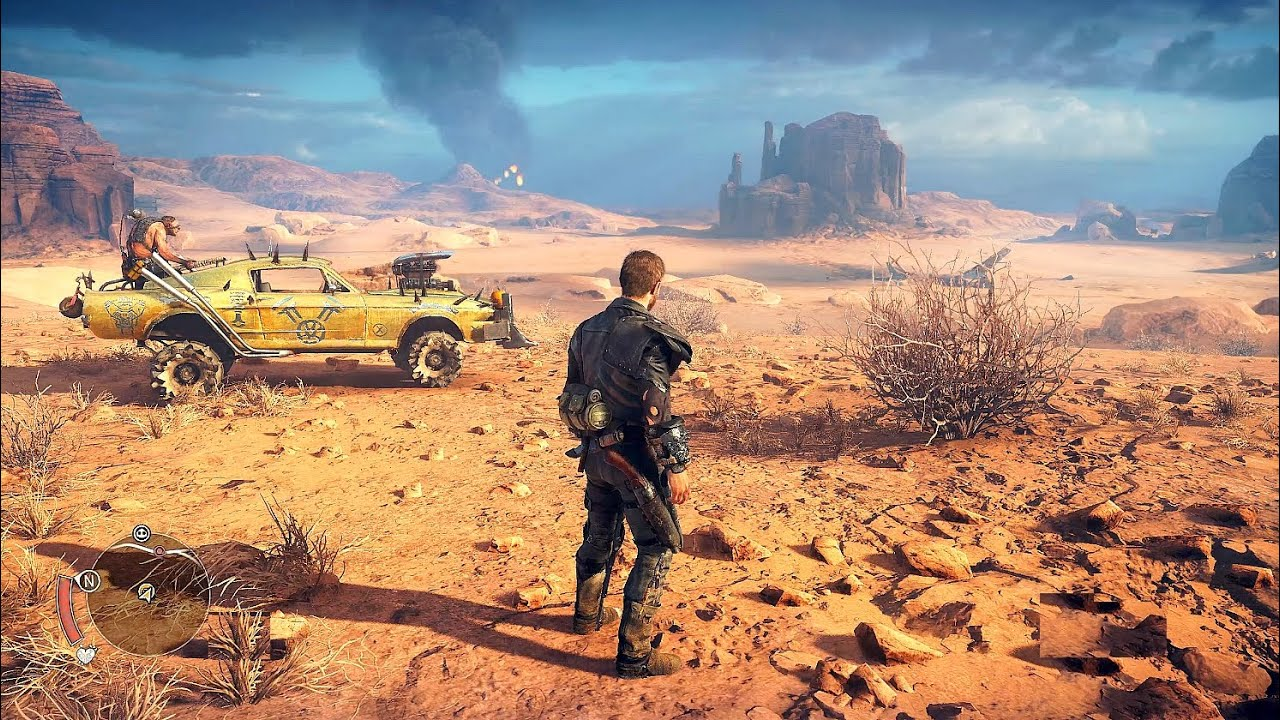 The Brutal Open-World Action Game That Has Been Forgotten…