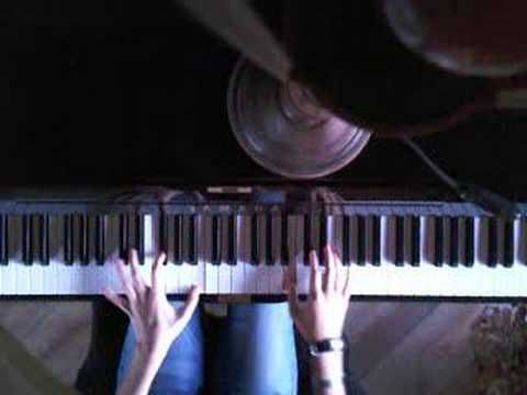 Jewel - Foolish games piano cover by Sammy