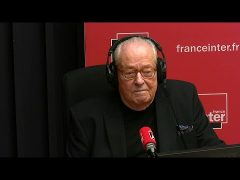"Jean-Marie Le Pen : ""Qu'on abandonne le nom 'Front National': c'est un assassinat politique"""