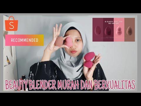 BEAUTY BLENDER TERMURAH | COCOK UNTUK PEMULA #ShopeeHaul #Beautyblender