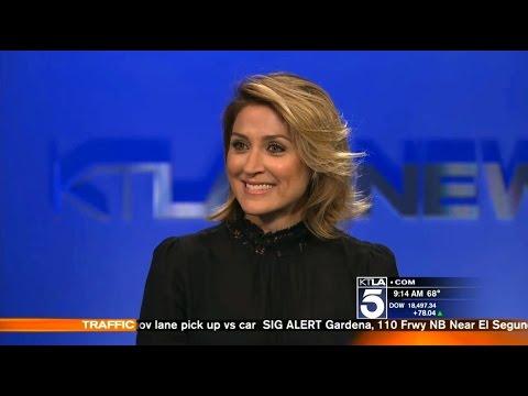 Sasha Alexander KTLA Interview 2016 (deutsche Untertitel)