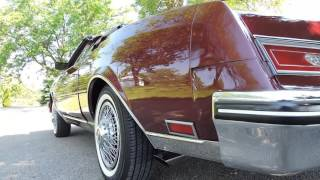 1983 buick riv convertible for sale at www coyoteclassics com