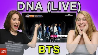"Video BTS ""DNA"" M COUNTDOWN • Fomo Daily Reacts download MP3, 3GP, MP4, WEBM, AVI, FLV Juli 2018"
