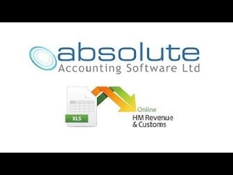 Absolute Accounting Excel VAT Filer