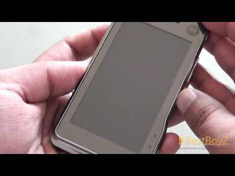 (HD) Review: Motorola Milestone XT720 | BestBoyZ