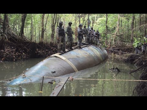 Cocaine Submarine Hunt Documentary 2017