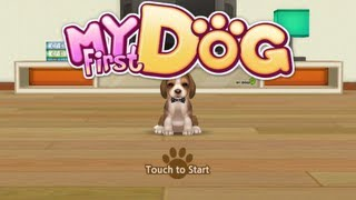 My First Dog (new Iphone App) - Tricks Tutorial Learn A New Trick