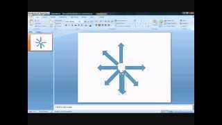 Powerpoint tricks - 1 - Spinny thingy