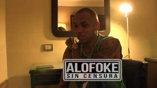 Anonimus habla de Don Omar / Trap Music / Esclava Remix / Planes 2017 (Alofoke Sin Censura)