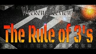 Forex Trading: The Rule of 3's