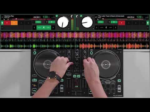 Tribal Tech House Mix - Roland DJ 202  - Sequencer & Mixing Ideas