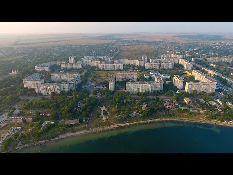 Крымъ 4K: Первый микрорайонъ въ Керчи