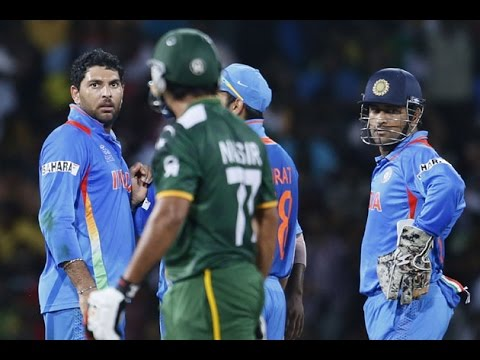 Biggest Fight In Cricket History Part .2 | India Vs Pakistan (Updated 2016)