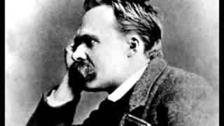 Friedrich Nietzsche - Portrait