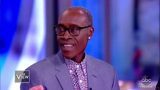 Don Cheadle And Regina Hall On New Show, 'Black Monday'  | The View