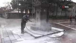Korona virüsüne karşı kapsamlı temizlik