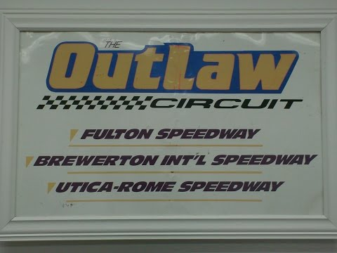 Utica Rome Speedway Outlaw Circuit Memories