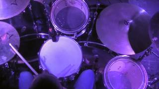 Youth Gone Wild by Skid Row, drum cover performed by Brad Berry