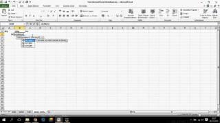 Excelde Sayfalar Arası İşlemler