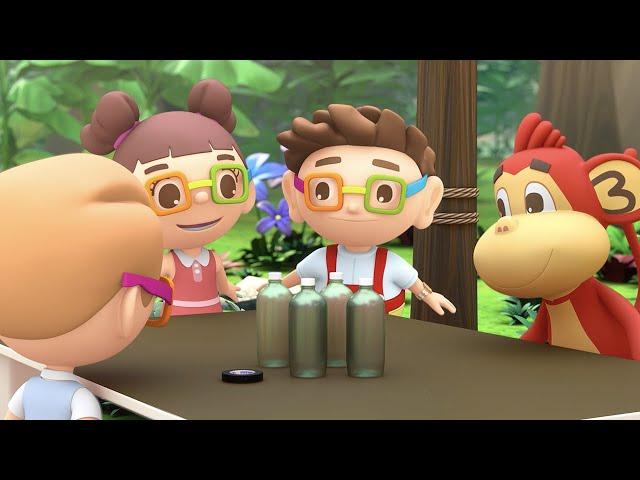 第四集「自製蒸餾水」—【咚咚仔3D動畫系列】第二季