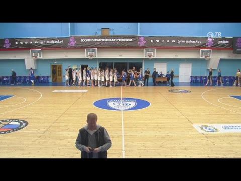 24.11.2018 Динамо-Фарм (Курск) - Ставропольчанка-СКФУ (Ставрополь)