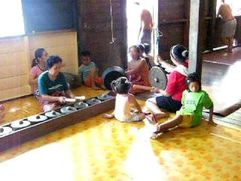Iban Traditional Music