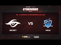 Team Secret vs Vega Squadron, Game 2, SL i-League StarSeries Season 3, EU