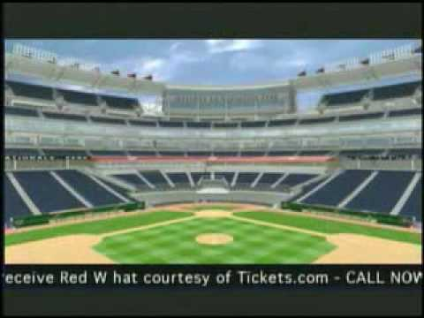 The New Nationals Park