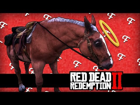 RDR2: Tired Eyes, Horse Derby, CRUE's Invincible Horse Glitch, Fishing, Boat Rides! (Comedy Gaming)