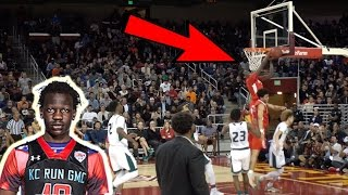 LAMELO BALL EXPOSED BY BOL BOL!! CRAZY OVERTIME CHINO HILLS PLAYOFF GAME!!